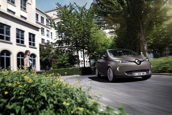 Renault utworzy w Chinach strefę demonstracyjną dla samochodów autonomicznych