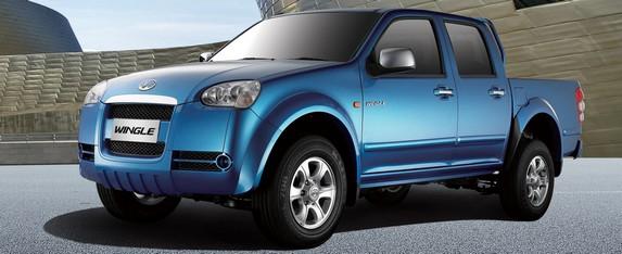 Great Wall Motor Wingle